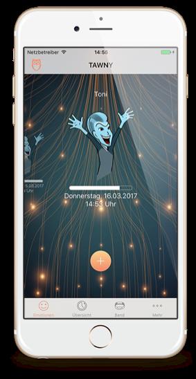 TAWNY – Emotion Tracking App