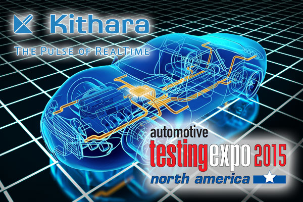 Kithara Software – Automotive Testing Expo