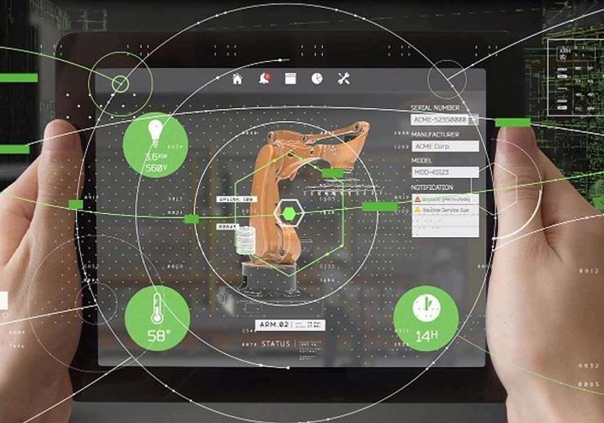 Im ThingWorx Workshop erlernt man die einfache Erstellung eigener Augmented Reality (AR) Apps