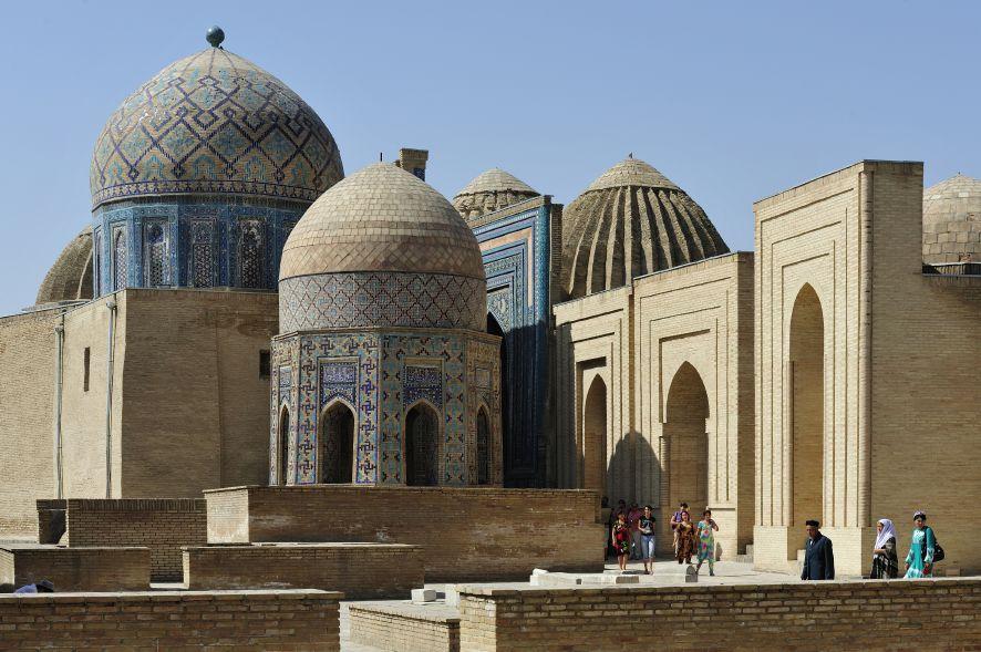 Mit Gebeco Usbekistan in einer Kleingruppe erleben