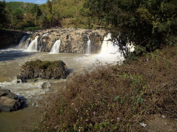 Wasserfälle in Vietnam sind beliebte Ausflugsziele aber auch gefährlich