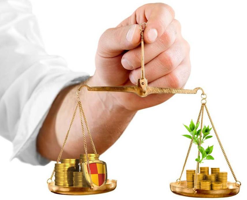 Sicherheit und Rendite im Gleichgewicht - Die richtige Vermögensanlage im Niedrigzinsumfeld
