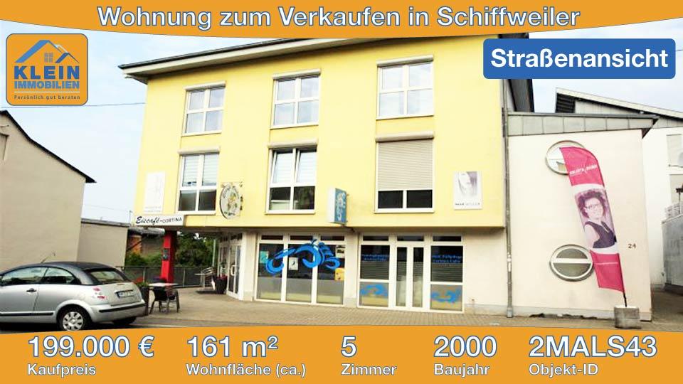 Wohnung kaufen in Schiffweiler